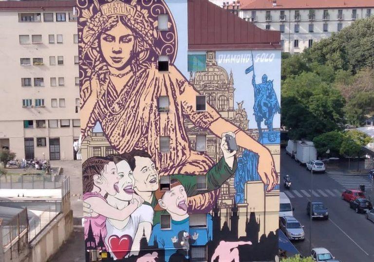 Murale Milano
